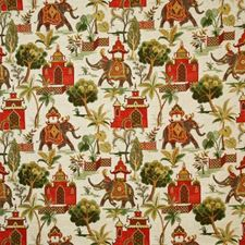 Chili Traditional Decorator Fabric by Pindler