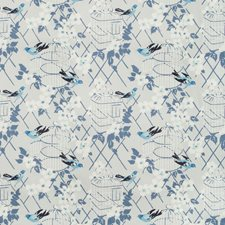 Cornflower Animal Decorator Fabric by Kravet