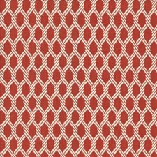 Red Snapper Decorator Fabric by Kasmir