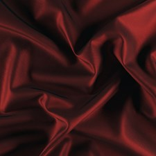 Red/Burgundy Plain Decorator Fabric by JF