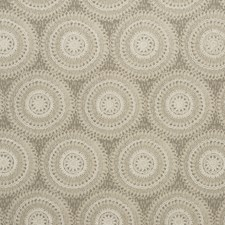 Warm Grey Print Decorator Fabric by G P & J Baker