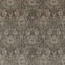 Mole Damask Decorator Fabric by G P & J Baker