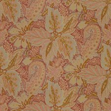 Topaz Paisley Decorator Fabric by Brunschwig & Fils