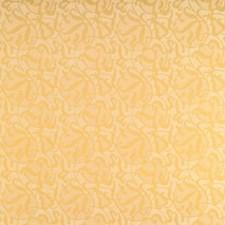 Apple Yellow Geometric Decorator Fabric by Brunschwig & Fils