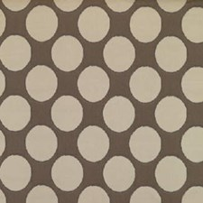 Taupe Geometric Decorator Fabric by Brunschwig & Fils