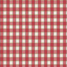 Berry Check Decorator Fabric by Brunschwig & Fils