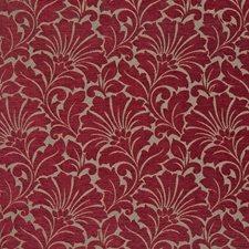 Garnet Decorator Fabric by Kasmir