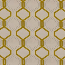 Goldenrod Decorator Fabric by RM Coco