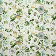 Greentea Traditional Decorator Fabric by Pindler