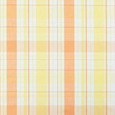 Orange/Rust/Yellow Traditional Decorator Fabric by JF