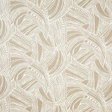 Nougat Ethnic Decorator Fabric by Pindler