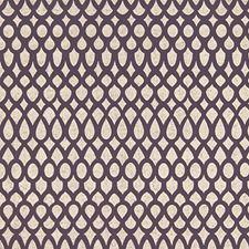 Purple Decorator Fabric by Scalamandre