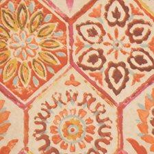 Crimson Decorator Fabric by RM Coco