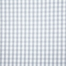 Silver Check Decorator Fabric by Pindler