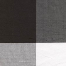 Black/White Decorator Fabric by RM Coco