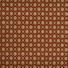 Laque Rouge Decorator Fabric by Scalamandre