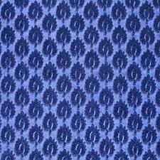 Blu Decorator Fabric by Scalamandre