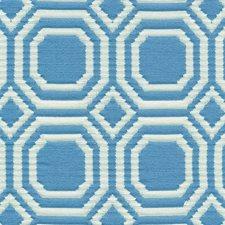 Cobalt Decorator Fabric by Kasmir