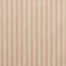 Pink Stripe Decorator Fabric by Pindler