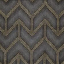 Black/Green Traditional Decorator Fabric by JF