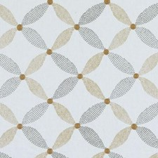 Amber Dots Decorator Fabric by Duralee