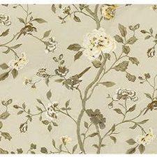 Buff Embroidery Decorator Fabric by Lee Jofa