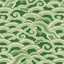 Jade Asian Decorator Fabric by Kravet