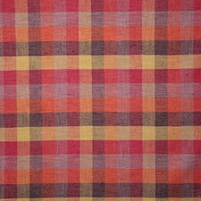 Sunset Check Decorator Fabric by Pindler
