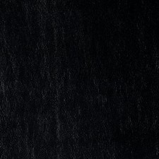 Ebony Faux Leather Decorator Fabric by Duralee