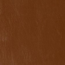 Mahogany Faux Leather Decorator Fabric by Duralee