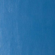 Sapphire Faux Leather Decorator Fabric by Duralee