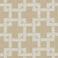 Maize Geometric Decorator Fabric by Duralee