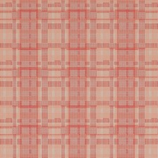 Berry Geometric Decorator Fabric by Duralee