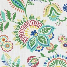 Opal Floral Vine Decorator Fabric by Duralee
