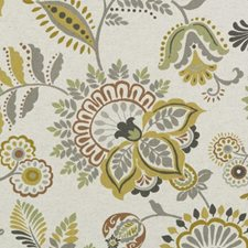Greystone Floral Large Decorator Fabric by Duralee
