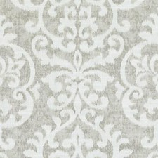 Oatmeal Damask Decorator Fabric by Duralee