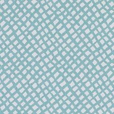 Teal Diamond Decorator Fabric by Duralee