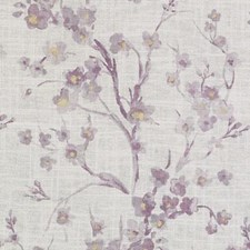 Pearl Floral Small Decorator Fabric by Duralee