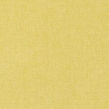 Yellow Geometric Decorator Fabric by Duralee