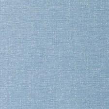 Baby Blue Metallic Decorator Fabric by Duralee