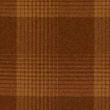 Persimmon Plaid Decorator Fabric by Duralee