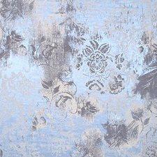 Cadet Blue Decorator Fabric by Scalamandre