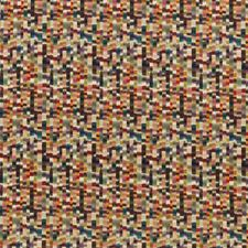 Multi Print Decorator Fabric by Threads