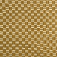 Emmet Silk-Champag Plaid Decorator Fabric by Lee Jofa