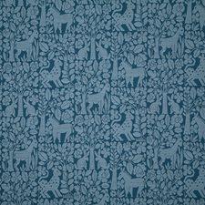 Lapis Ethnic Decorator Fabric by Pindler