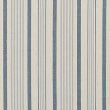 Wedgewood Stripes Decorator Fabric by Clarke & Clarke