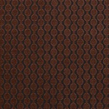 Mahogany Chenille Decorator Fabric by Clarke & Clarke