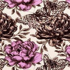Sorbet Animal Decorator Fabric by Clarke & Clarke