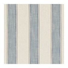 Denim Stripes Decorator Fabric by Clarke & Clarke