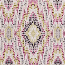 Raspberry Decorator Fabric by Clarke & Clarke
